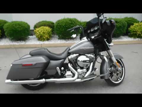 2016 Harley-Davidson Street Glide Special at Bumpus H-D of Murfreesboro