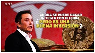 Los riesgos de pagar un #Tesla con bitcoin