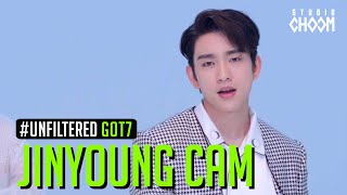 [UNFILTERED CAM] GOT7 JINYOUNG(갓세븐 진영) 'NOT BY THE MOON' 5K | BE ORIGINAL