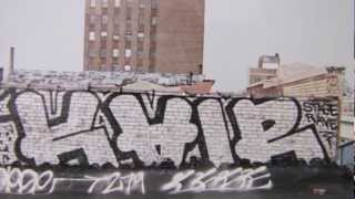 Sly Artistic City - Philly graffiti history