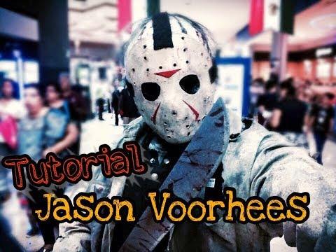 Tutorial Jason Voorhees disfraz completo/ viernes 13