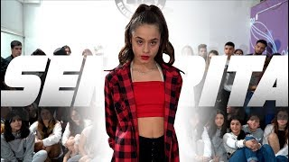 SEÑORITA   Shawn Mendes, Camila Cabello | Choreography By Emir Abdul Gani