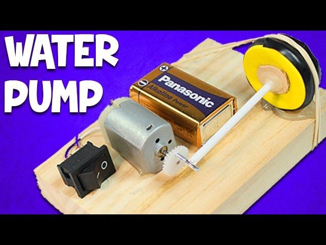 How to Make a Mini Air Pump for Home Aquarium