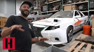 Scotto's Dream Garage - The Detroit Bus Company
