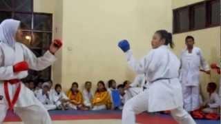 preview picture of video 'Fifin di Kejurcab martapura 2013'