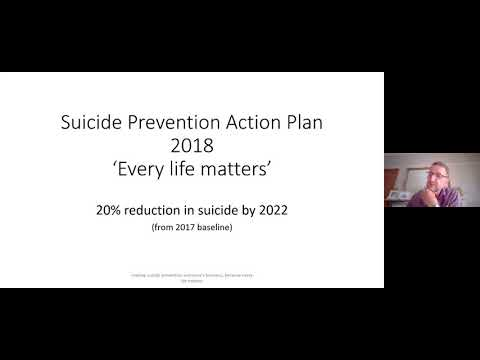 RCPsych in Scotland Webinar #2 – Suicide and the COVID-19 pandemic