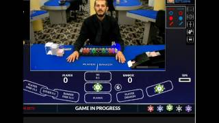 Baccarat Beating Fast Win +1000$