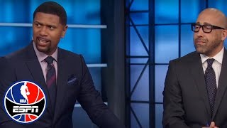 Jalen Rose: How is Mark Cuban talking about tanking and Dirk's not involved? | NBA Countdown | ESPN