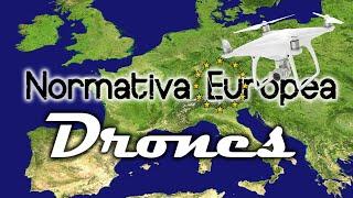 Nueva normativa europea de Drones
