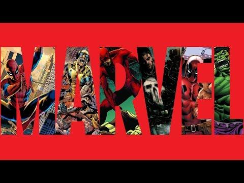Все фильмы по комиксам Marvel Comics с 1973 по 2016.The History of Marvel Film. Superhero Movie. онлайн видео