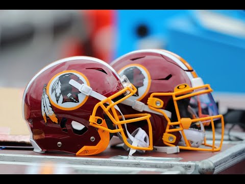 NFL's Washington Redskins Changing Team Name & Logo