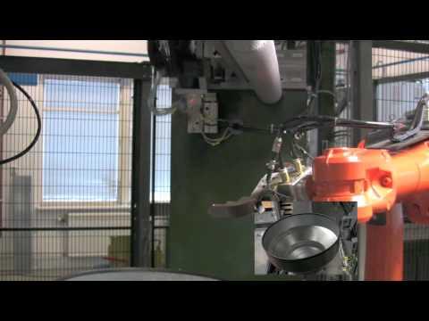 Automatische Gestellbestückung  für Galvanik Gestelle