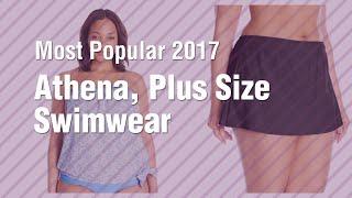 Athena, Plus Size Swimwear // Most Popular 2017