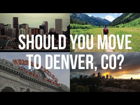 Video Living in Denver - Should you move to Denver, Colorado?