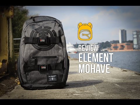 Element Mohave – Review auf Deutsch – Rucksack Test