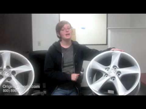 B3000 Rims & B3000 Wheels - Video of Mazda Factory, Original, OEM, stock new & used rim Co.