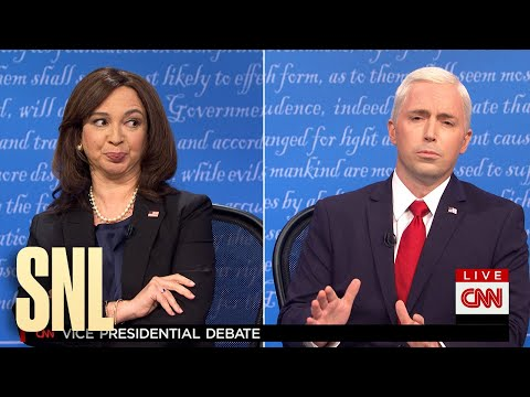 VP Fly Debate Cold Open – SNL