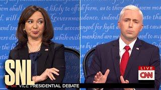 VP Fly Debate Cold Open - SNL