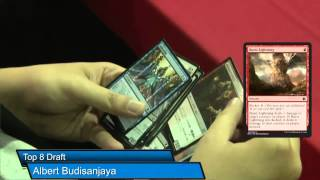 Grand Prix Chiba 2015 Top 8 Draft (Part 1)