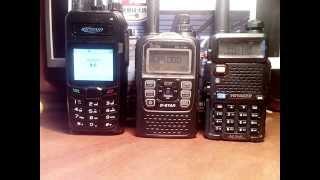 тест радиостанций цифра против аналога