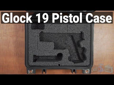 Glock 19 Pistol Case - Featured Youtube Video