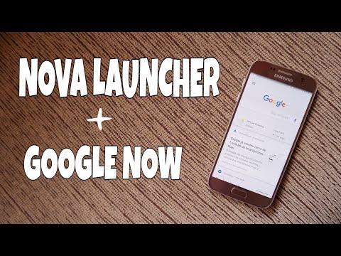 Nova Launcher agora é integrado com o Google Now. Saiba como fazer