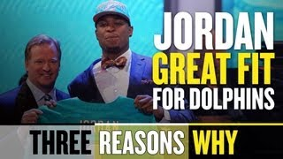 2013 NFL Draft: Dion Jordan, Dolphins a Great Fit thumbnail