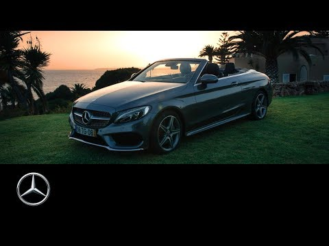 Mercedes-Benz C-Class Cabriolet: Road Trip Portugal