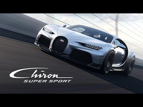 最高速度440km/hのブガッティシロンスーパースポーツが限定60台で登場。ワールドプレミア動画