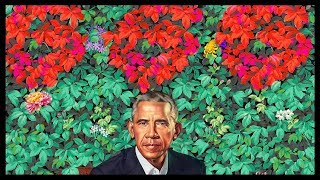 666 Snakes, Six fingers and More in the Portrait of Barack Obama