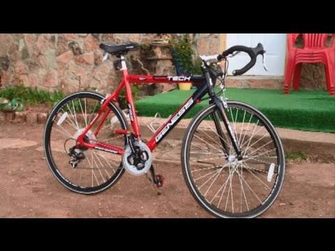 Genesis 700c Men's RoadTech Road Bike vs GMC Denali 700c Men's Road Bike Review