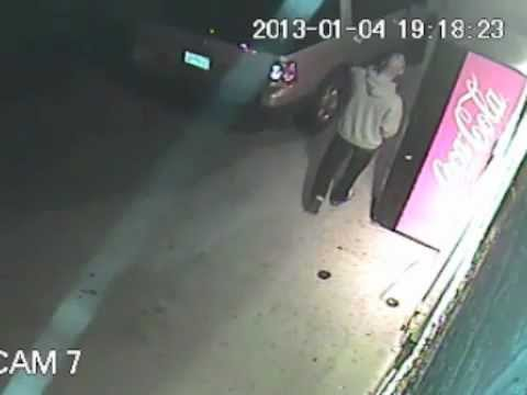 Auto Burglary on 1-4-13, Casa Grande, AZ