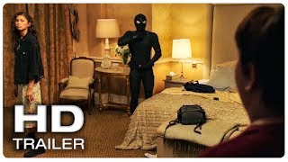 SPIDER MAN FAR FROM HOME MJ Finds Out Peter is Spider Man Trailer (NEW 2019) Superhero Movie HD