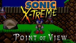 Sonic X-treme : Unseen POV Build on Sega Saturn [ProtoMedia]