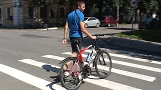 Какие правила ПДД должен соблюдать велосипедист - Видео онлайн