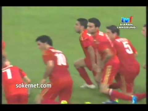 Malaysia vs Syria 0-2 [Olympic 2012 Qualifier]