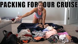 Cruise Packing - How I Pack For A Cruise - Vacation Packing 101