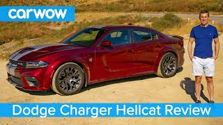707hp Dodge Charger Hellcat Widebody review: see why it's a BMW M3 slayer!