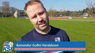 Viðtal við Ásmund Guðna Haraldsson