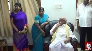 Kanimozhi Birthday Celebration - Junior Vikatan