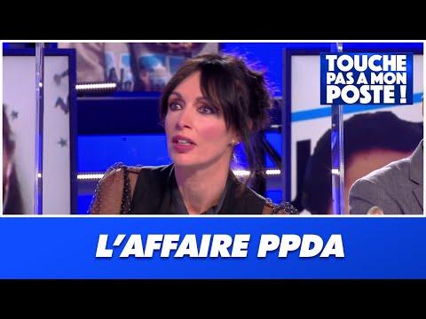 Géraldine Maillet revient sur sa rencontre avec PPDA :