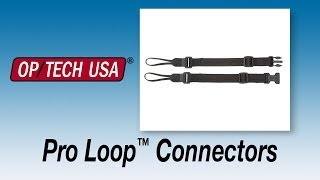 Pro Loop™ - System Connectors - OP/TECH USA
