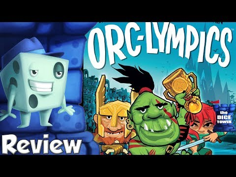 Orc-Lympics Review - with Tom Vasel