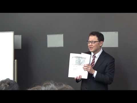 宅建登録実務講習(鳥海先生)の授業風景