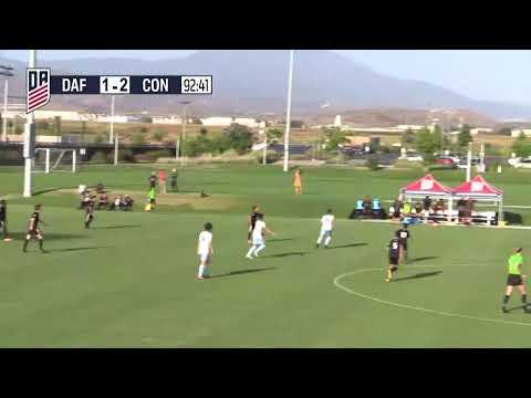 2019 Development Academy Finals: U16/17 Semifinal - De Anza Force vs. Concorde Fire