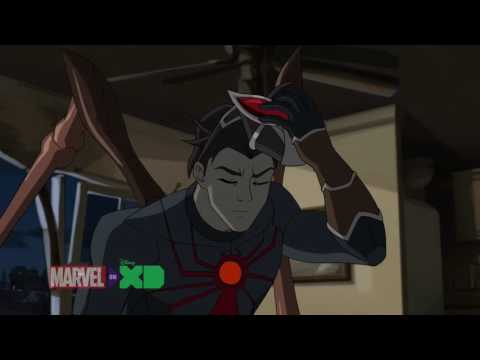 Ultimate Spider-Man 4.21 (Clip)