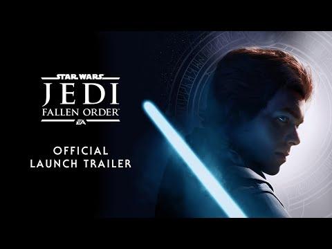 Star Wars Jedi: Fallen Order – Launch Trailer thumbnail