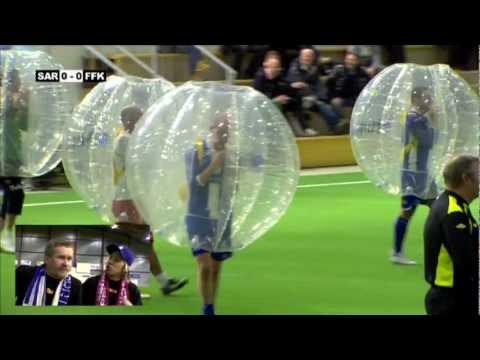 Cười lăn lộn với thể loại Bubble football :))