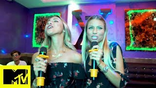 #Riccanza 3 Episodio 5: Le Sorelle Giorgia E Alessia Morosi Visentin E Il Karaoke
