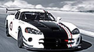 Ralph Gilles and the 2010 Dodge Viper ACR-X